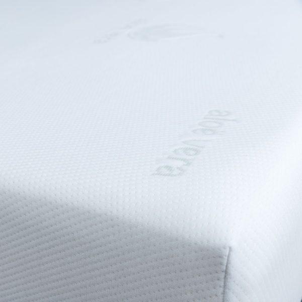 detalle colchón estrella siessta