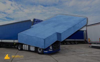 Colchón para camión viscoelástica Claudia