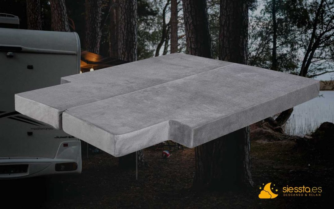 Colchón caravana de espuma Ventura standard/especial