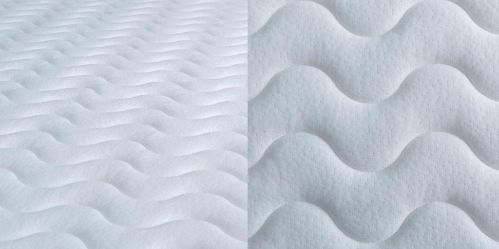 detalles colchón viscoelástica siessta alicia